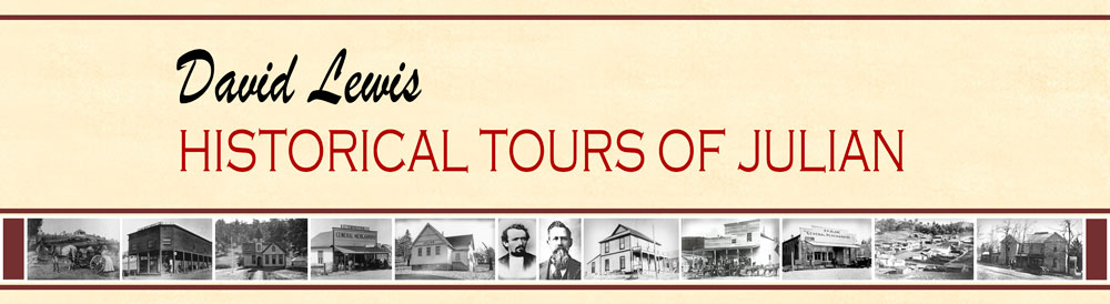 Julian Historical Tours